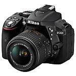 Used Nikon D5300 w/ 18-55mm VR Lens - Excellent