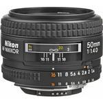 Used Nikon 50mm F/1.4D AF Lens [L] - Excellent