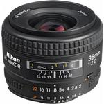 Used Nikon 35mm F2.0D AF Lens [L] - Excellent