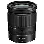 Used Nikon NIKKOR Z 24-70mm f/4 S Lens - for Z Series - Excellent