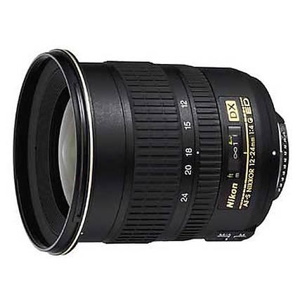 Used Nikon Nikkor 12-24mm f/4G IF-ED AF-S Lens - Excellent