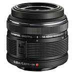 Used Olympus M.Zukio 14-42mm 3.5-5.6 II R Lens in Black [L] - Excellent