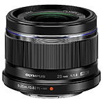 Used Olympus M.Zuiko 25mm f/1.8 - Black [L] - Excellent
