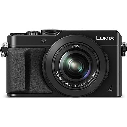 Used Panasonic Lumix DMC-LX100 Digital Camera - Black - Excellent Condition