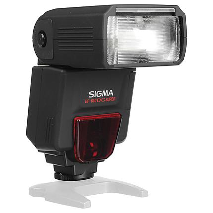 Used Sigma EF-610 DG ST Flash for Nikon [H] - Excellent