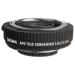 Used Sigma APO Teleconverter 1.4X EX for Nikon F - Excellent