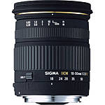 Used Sigma 18-50MM F/2.8 EX D [L] - Excellent