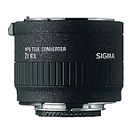 Used Sigma APO Teleconverter 2X EX for Nikon F - Excellent