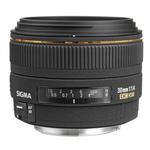 Used Sigma 30MM F/1.4 EX DC HSM for Canon EF - Excellent