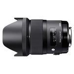 Used Sigma DG HSM ART 35mm f/1.4 Standard Lens for Nikon - Excellent
