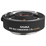 Used Sigma APO Tele Converted 1.4x DG for Canon EF - Excellent