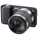 Used Sony Nex-3 With 18-55MM - Excellent