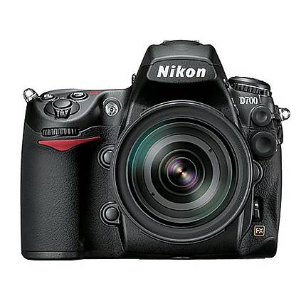 Used Nikon D700 Digital SLR [D] - Fair