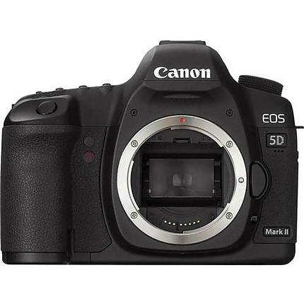 Used Canon 5D Mark II Body Only - Good