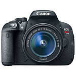 Used Canon Rebel T5i w/ 18-55mm f/3.5-5.6 IS STM - Good