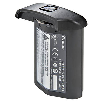 Used Canon LP-E4 Li-ion Battery for 1D mkIII/1D mkIV/1D X [A] - Good