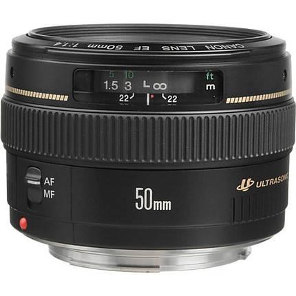 Used Canon EF 50mm f1.4 USM Lens [L] - Good