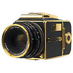 Used Hasselblad 500CM W/ 80MM 30th Anniversary Gold Edition [F] - Good