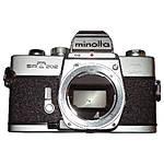 Used Minolta SRT 202 35MM Film SLR Silver [F] - Good