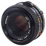 Used Minolta MD 50mm f/2 - Good