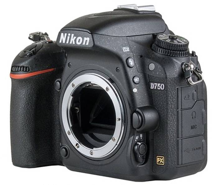 Used Nikon D750 Body Only - Good