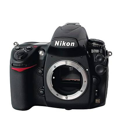 Used Nikon D700 Body Only - Good