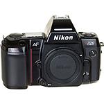 Used Nikon N8008 Film SLR [F] - Good