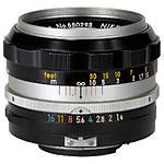 Used Nikon 50mm f/1.4 Non-Ai - Good