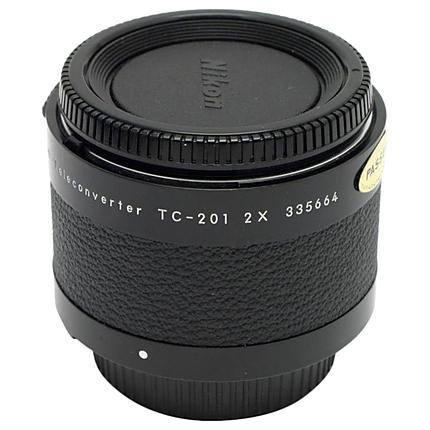 Used Nikon TC-201 2X Teleconverter - Good