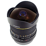 Used Rokinon 8mm f/3.5 Fish Eye for Canon EF - Good