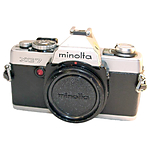 Used Minolta XG7 35MM SLR Broken Meter [F] - As is