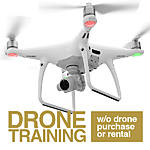 Personal One-on-One Drone Training (without Drone Purchase or Rental)