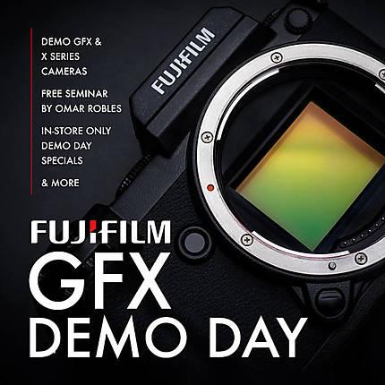 *FREE RSVP* Fujifilm GFX Demo Day