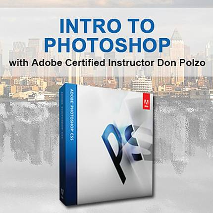 Intro to Photoshop with Don Polzo (8 Sessions)