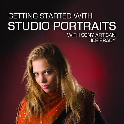 Getting Started with Studio Portraits with Joe Brady