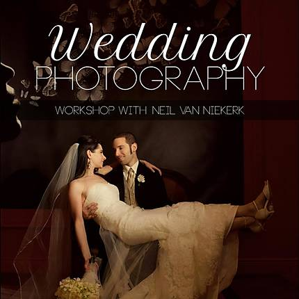 Wedding Photography Workshop with Neil van Niekerk