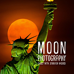Sunset and Moonrise Photography Shoot with Jennifer Khordi