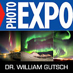 EXPO: Stalking and Shooting the Northern Lights with Dr. William Gutsch