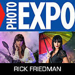 EXPO: Stylized Outdoor Model Shoot with Rick Friedman