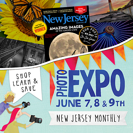 EXPO: Tips for New Jersey Monthlys Cover Search Contest with Laura Baer