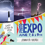EXPO: Storm Chasing with Jennifer Khordi