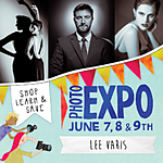 EXPO: Portrait Retouching with Lee Varis (Fujifilm)