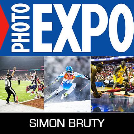 EXPO: Simon Bruty (Canon)
