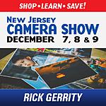 NJCS: Friday Portfolio Reviews with Rick Gerrity (Panasonic)