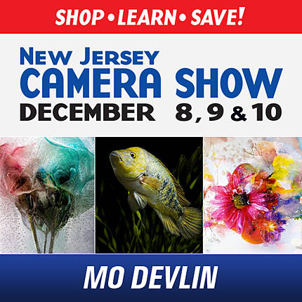 NJCS: The Art of Going Creatively Crazy with Mo Devlin