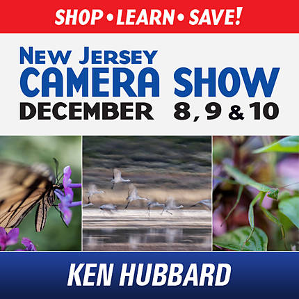 NJCS: From Birds to Butterflies with Ken Hubbard (Tamron)