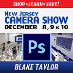 NJCS: Basics of Photoshop - Tools Palette with Blake Taylor