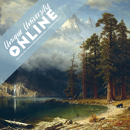 UUOnline: Landscapes from Beautiful to Sublime with David FitzSimmons