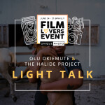 Film Lovers Event: Olu Okiemute with The Halide Project (Philly)