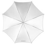 Westcott 32 Inch White Optical Satin Umbrella